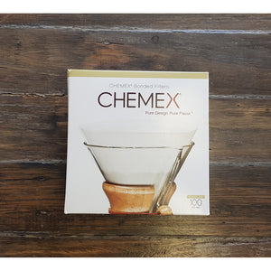 Chemex Bonded Filters 100pk - Circle Filters