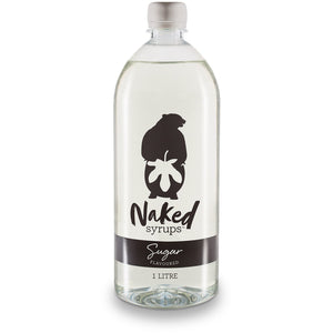 Liquid Sugar - Naked Syrups 1L