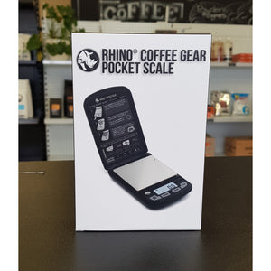Rhino Coffee Gear Pocket Scale - 1kg