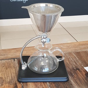 The Silverton Coffee and Tea Dripper - Stainless