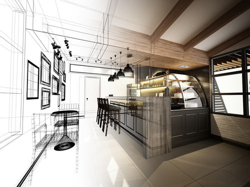 餐廳裝修工程及設備 Restaurant Design & Equipment 餐廳工程策劃 Restaurant Project