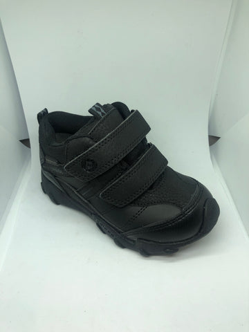 Pediped Max - Black Leather