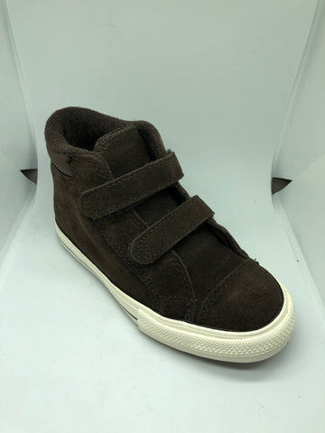 Converse Ctas Star PC Boot 2V Hi - Burnt Umber