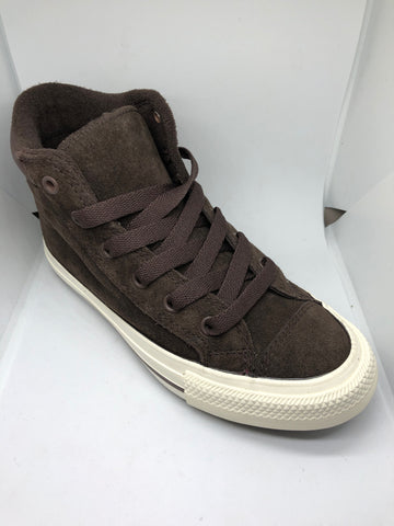Converse Ctas PC Boot Hi - Burnt Umber