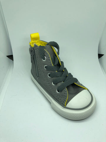 Converse Ctas Side Zip - Mason Grey