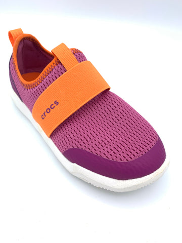 Crocs Swiftwater Easy On Party Pink/Tangerine
