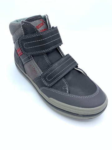 Geox J Elvis A Grey/Red