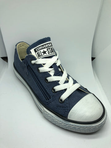 Converse Ctas Rock Wash Double Zip - Navy