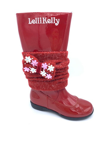 Lelli Kelly Fiocco LW Red Patent