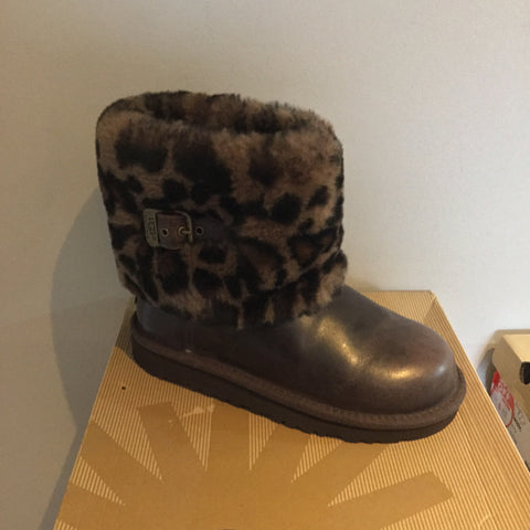 UGG Kids Ellee Animal - Stout