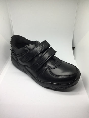 Pod Giles - Black Leather