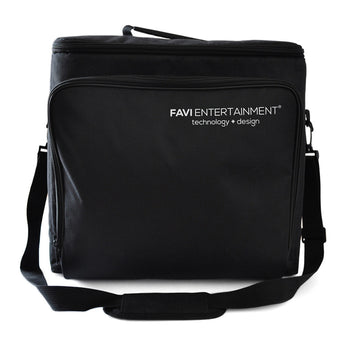 FAVI Padded Universal Projector Carrying Bag with Shoulder Strap