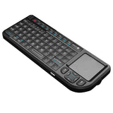 FAVI FE01 Wireless Mini Keyboard with Laser Pointer and Backlit Keys