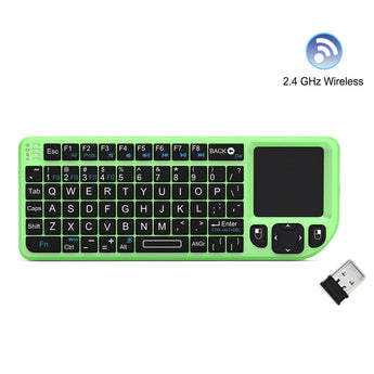 FAVI Mini Keyboard with Laser Pointer (FE01)