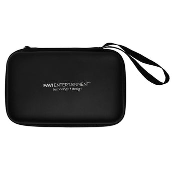 FAVI Mini Keyboard Case with Accessory Pocket and Strap - FE02-CASE
