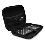 FAVI Universal Mini Keyboard Case with Accessory Pocket and Bag Strap - Black (FE02-CASE)