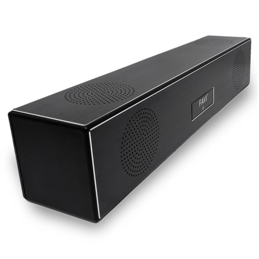 FAVI Bluetooth Mini Sound Bar with Built-in TV Streaming Player (WiFi)