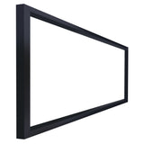 FAVI 150 inch 16:9 Fixed Frame Projector Screen with Velvet Borders