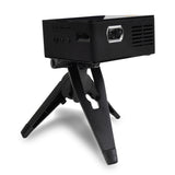 FAVI J4-LED-PICO DLP Pico+ Handheld Cube Projector with Media Playback