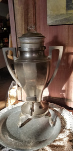 Electric Landers Frary & Clark Metal Coffee Urn