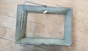 Large Wire Mesh Basket