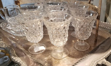 Load image into Gallery viewer, Vintage Fostoria Stem Glasses
