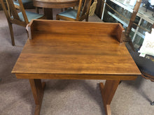 Load image into Gallery viewer, Walnut desk - Mid Century