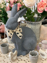 Load image into Gallery viewer, Large Bunny Figurine