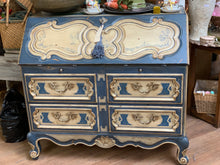 Load image into Gallery viewer, French Vintage Painted Desk
