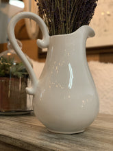 Load image into Gallery viewer, Large Farmhouse Farval Pitcher
