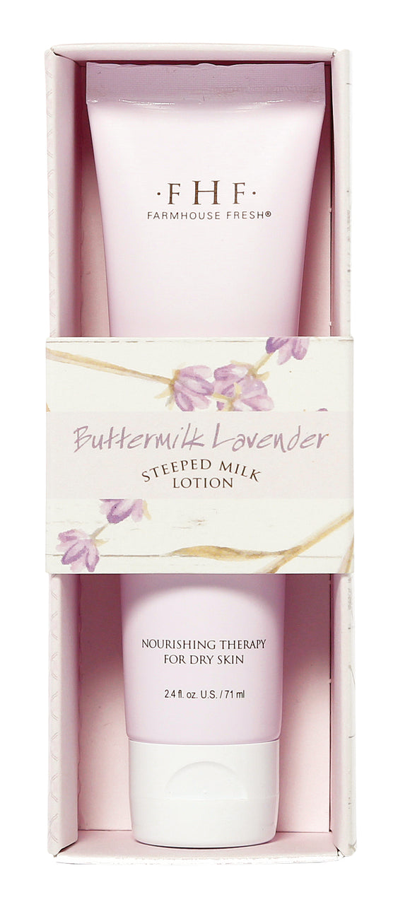Buttermilk Lavender Steeped Milk Lotion® for Hands