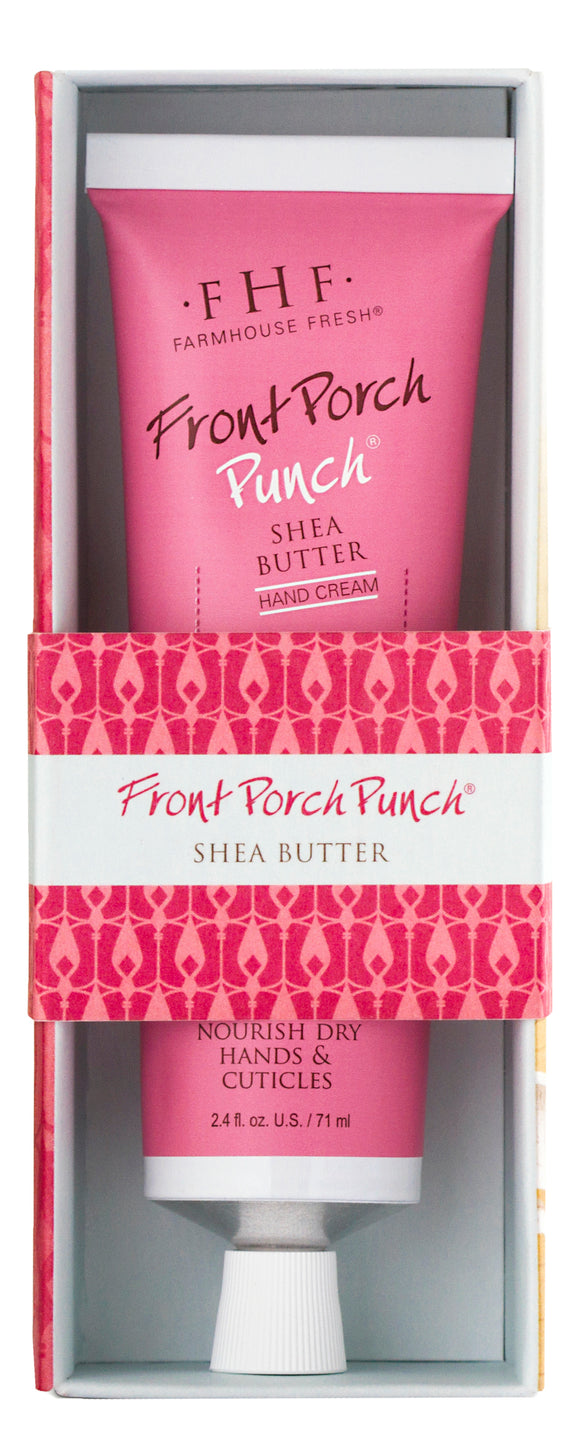 Front Porch Punch® Shea Butter Hand Cream