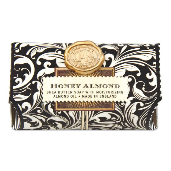 Honey Almond Large Bath Bar Soap