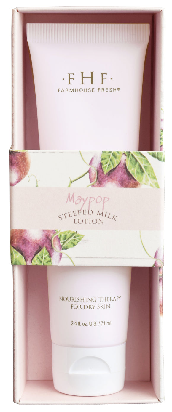 Maypop Steeped Milk Lotion® for Hands