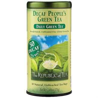 Decaf The People's Green