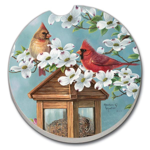 Birds Car Coaster