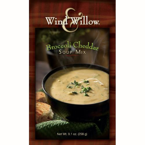 Broccoli Cheddar Soup Mix