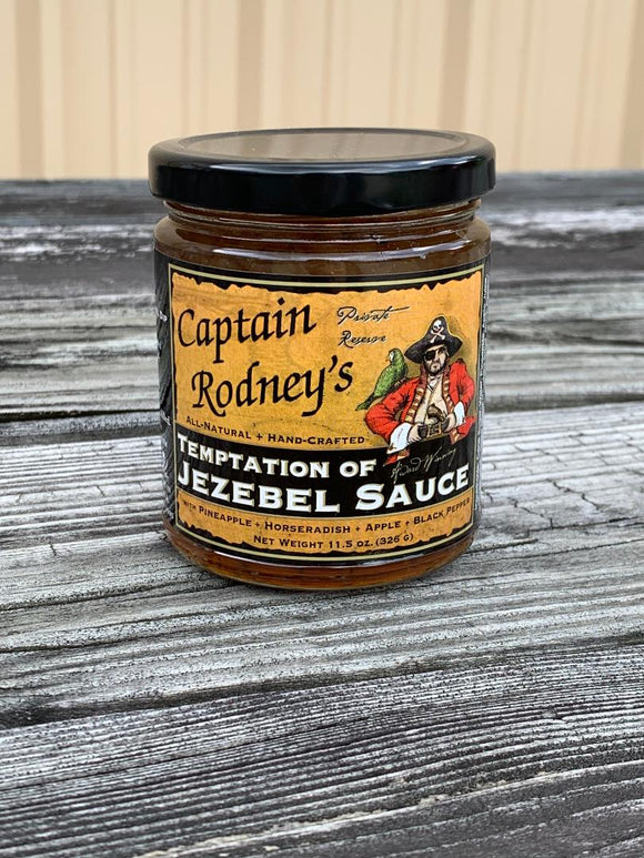 Temptation of Jezebel Sauce