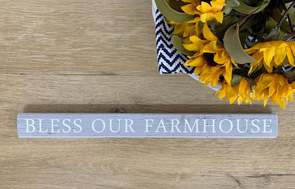 Bless Our Farmhouse