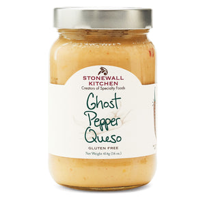 Ghost Pepper Queso