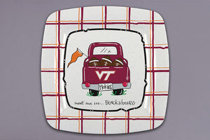VT Truck Square Plate