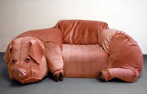 pig-couch | hackney-nine