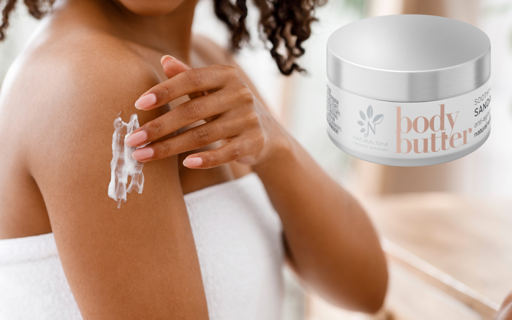 Luxurious Body Butter - Indulge Yourself From Head to Toe
