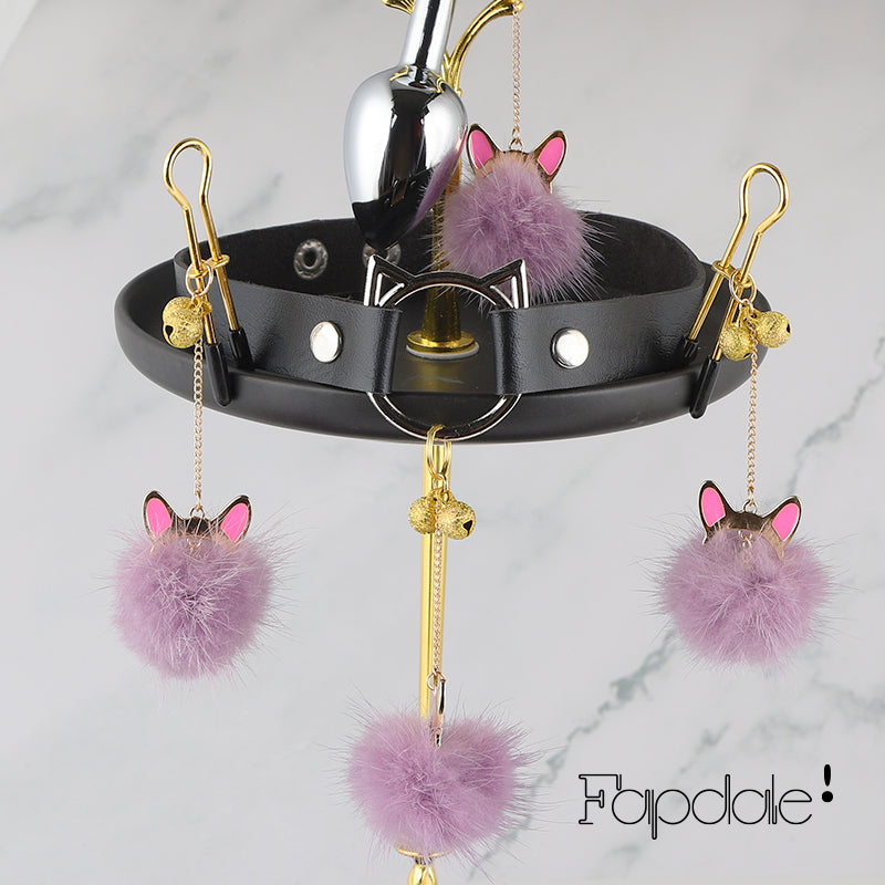 3PCs Kitty BDSM Bondage Kit