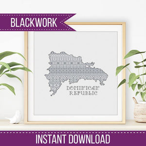 South Korea Blackwork