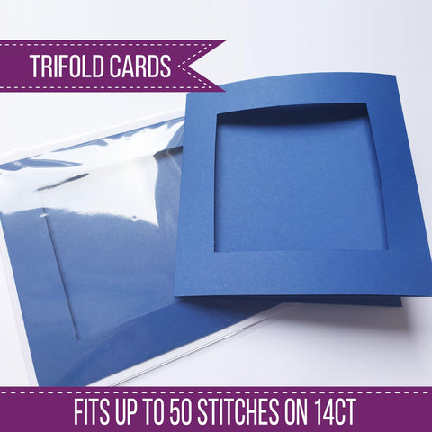 Trifold Aperture Cards