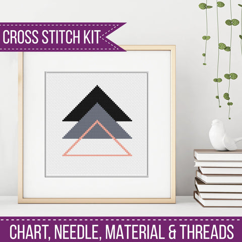 Abstract Triangles Kit