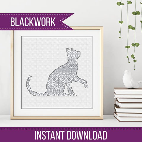 Blackwork Pattern - Please ?