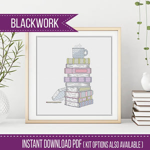Time To Relax - Blackwork Books