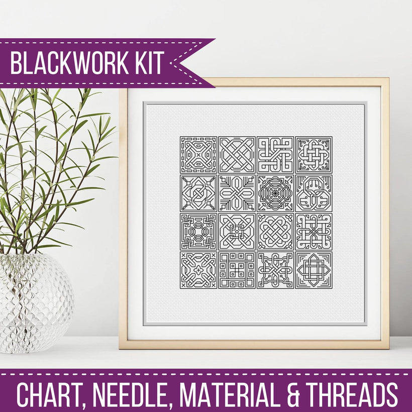 BLACKWORK KITS